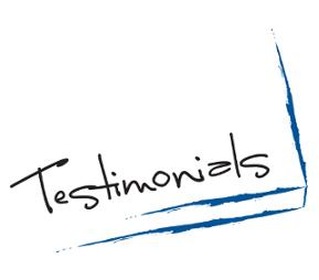 Testimonials - small
