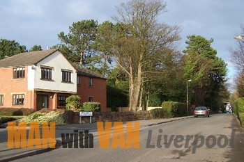 Cheap moving services in Heswall