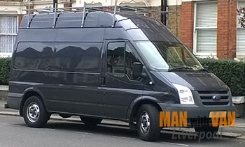 Large van hire in Hoylake
