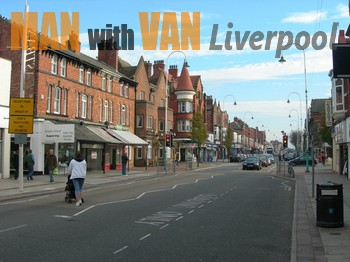 Moving services in Southport