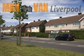 Plan and organise a removal in Thornton