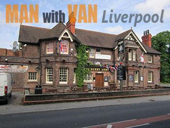 Pub in Knowsley Village
